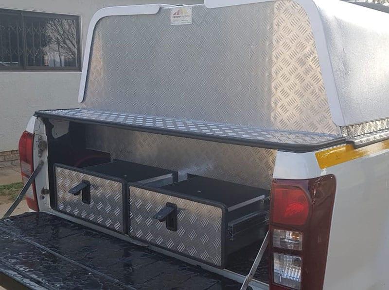 Technician Toolbox Canopies / Field Service Toolbox
