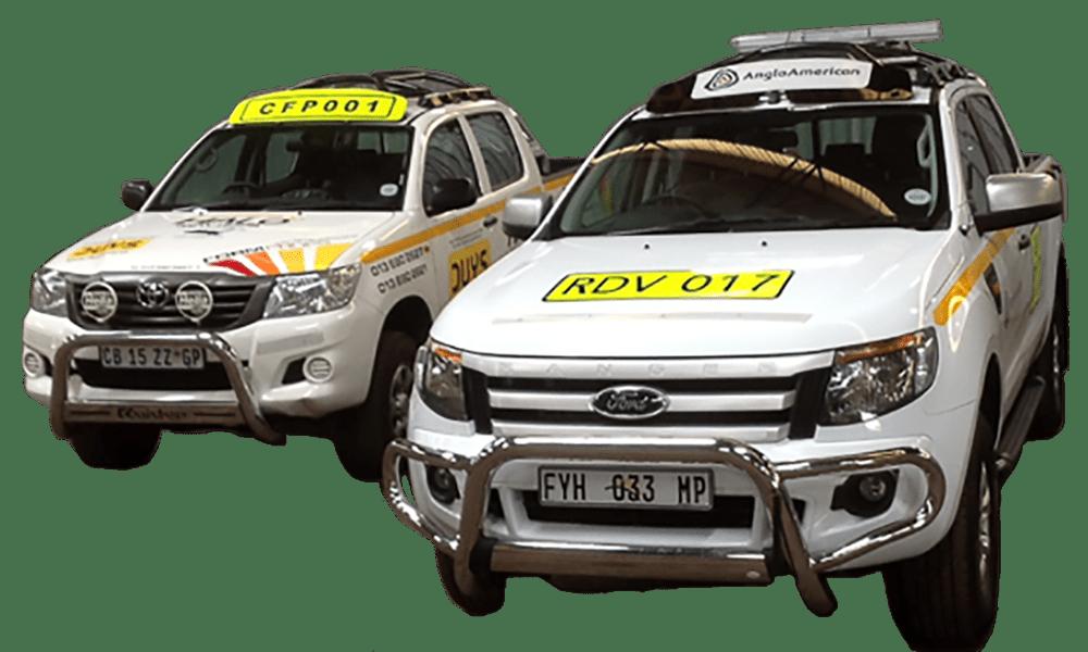 Mine Spec Bakkie Rental | Mine Compliant Vehicle Rentals