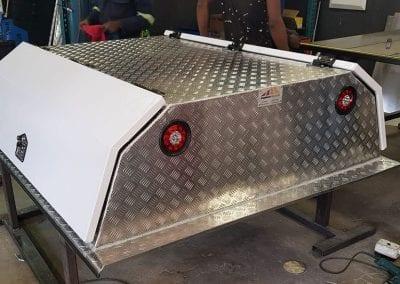 Aluminium Bakkie Canopies