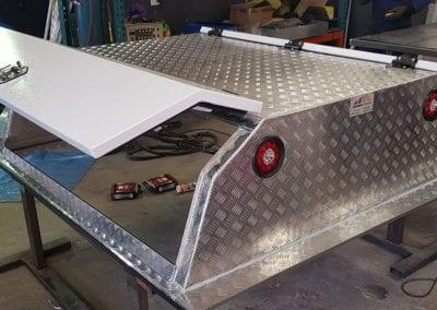 Aluminium Bakkie Canopies Header