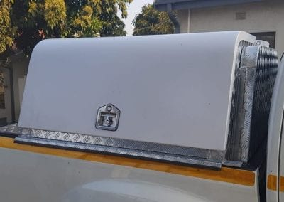 Aluminium Technician Toolbox Canopy 10