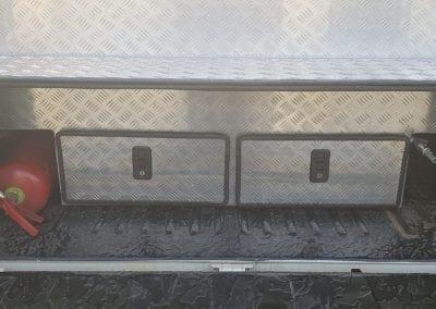 Aluminium Technician Toolbox Canopy 12