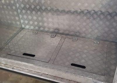 Aluminium Technician Toolbox Canopy 4