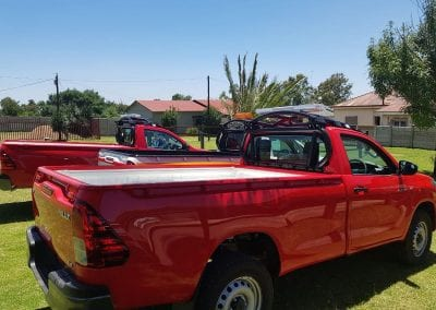 Hilux SIngle Cab Halo ROPS