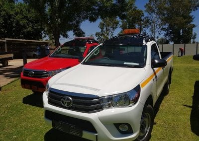 Hilux SIngle Cab Halo ROPS 7