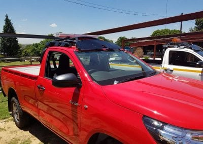 Hilux SIngle Cab Halo ROPS 9