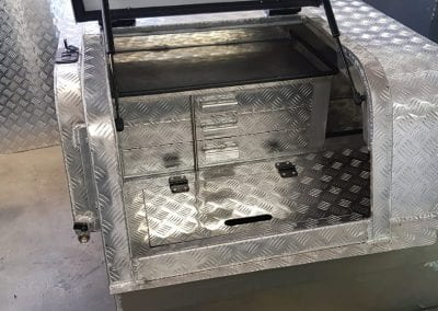 NP200 Aluminium Toolbox 4