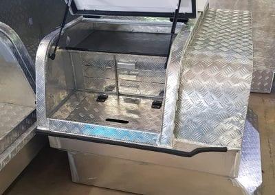 NP200 Aluminium Toolbox