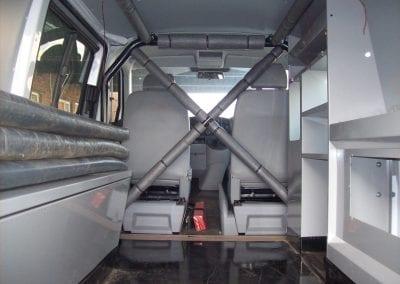 VW Transporter Ambulance Internal ROPS 2