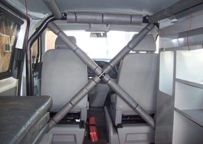 VW Transporter Ambulance Internal ROPS 4